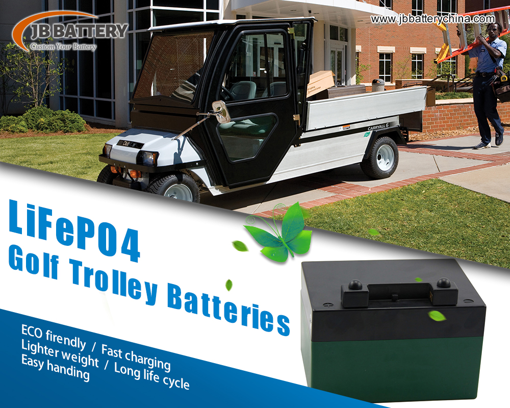 Quanto costano le batterie agli ioni di litio per i golf cart?